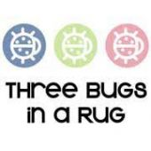 3 Bugs in a rug
