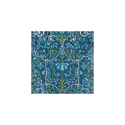 K & Company Papier- Addison Collection Blue Teal & Green Floral