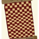PBK Ribbons - Primitive Collection - Red-Cream Check