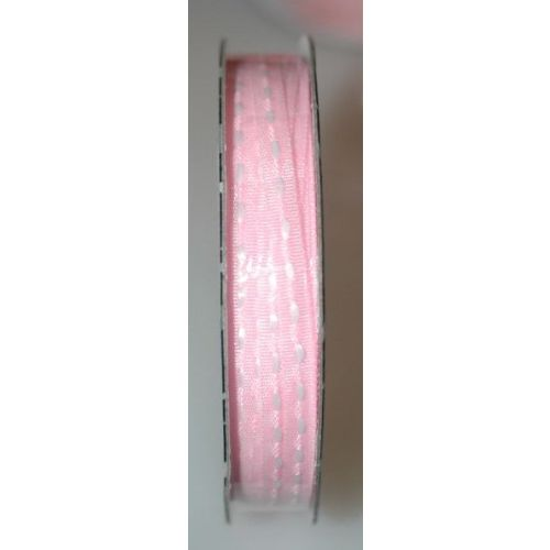 HYL Ribbon Grosgrain Rosa 4 mm