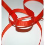 SRH Ribbon - Grosgrain 3/8 - Autumn Orange