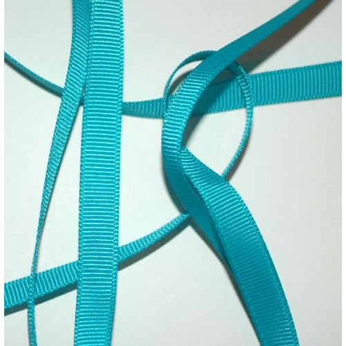 SRH Ribbon - Grosgrain 3/8 - Tornado Blue