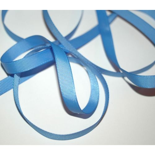 SRH Ribbon - Grosgrain 3/8 - Capri Blue