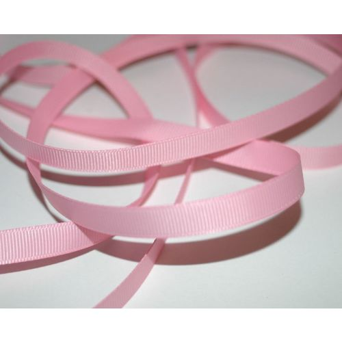 SRH Ribbon - Grosgrain 3/8 - Rose Pink