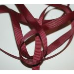SRH Ribbon - Grosgrain 3/8 - Burgundy