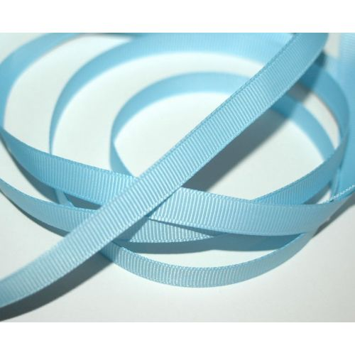 SRH Ribbon - Grosgrain 3/8 - Blue Topaz
