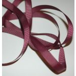 SRH Ribbon - Grosgrain 3/8 - Rose Wine