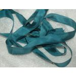 CHTR Ribbon - Seam Binding Magic Turquoise