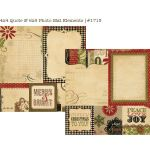 SST Cardstock - 25 Days of Christmas Quote