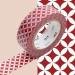 MRK Masking Tape - Red Diamonds