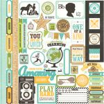 ECP Sticker 12x12 - This & That Charming Element