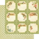 G45 Cardstock - Secret Garden Meadow Lark