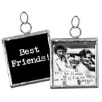 PBK Square Charm - Best Friends
