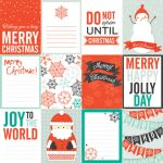 ECP Cardstock - Photo Freedom Dear Santa Let it Snow