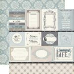 ECP Cardstock - Melody of Life Journaling