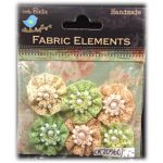 RPR Flowers - Beaded Crochet Minis Pastels