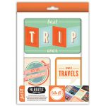 WRM Journal Cards - Albums made Easy Jet Set