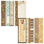 SST Cardstock - Harvest Lane Border & Title Strip