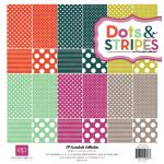 ECP Collection Kit 12x12 - Dots & Stripes Jewels...