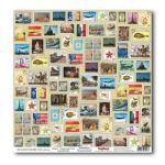 SCB Cardstock - Around the World Small Discoveries