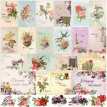 SCB Cardstock - French Journey Cards
