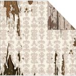 FBS Cardstock - Shabby Chic Fleur