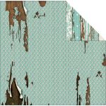 FBS Cardstock - Shabby Chic Stitched