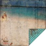 FBS Cardstock - Summer Beach