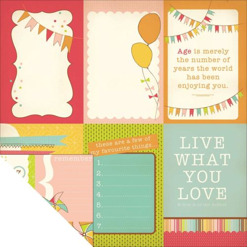 KSC Cardstock - Save the Date Bang