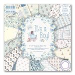 TRC Paper Pad 6x6 - First Edition Its a Boy