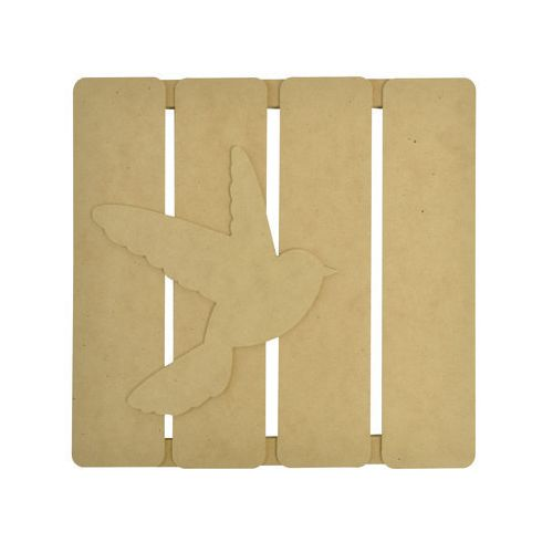 KSC Paper Art - 3D Wall Art Bird