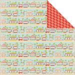 CTB Cardstock - Summer Lovin Boardwalk