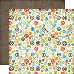 ECP Cardstock - All about a Boy Gears