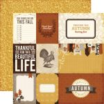 ECP Cardstock - Reflections Fall Count your Blessings
