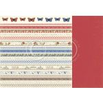 PIO Cardstock - Siris Kitchen Border