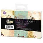 PRM Journaling Note Cards Pad 6x4 - Bella Rouge