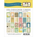ECP Designer Cards 3x4 - For The Record