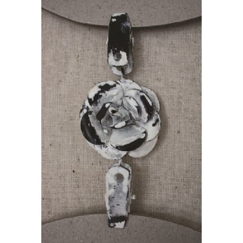 MFR Home Decor - Double Flower Clip
