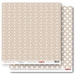 SCB Cardstock - Elegantly Simple Wallpaper Iced Coffee