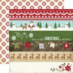ECP Cardstock - The Story of Christmas Borders