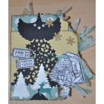 SRH Bastelkit - File Folder Adventskalender