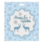 TRC Paper Pack 8x8 - Magic & Sparkle