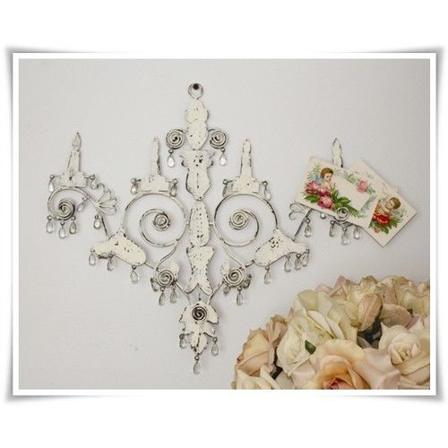 MFR Home Decor - Chandelier Memo Holder