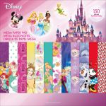 SRH Paper Pack 12x12 - Disney Mega Pack Girl 2