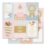 RRI Cardstock - My Romance Cut-Outs