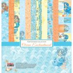 SCB Paper Pack 12x12 - Ocean Enchantment