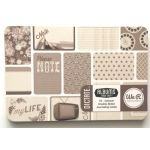 WRM Paper Pad 4x 6 - Journaling Cards Dictate