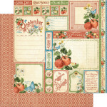 G45 Cardstock - Time to Flourish September