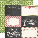 ECP Cardstock - tis the Season Magical Time