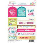 WBP Sticker - Sweet Routine Tags & Prompts Sticker